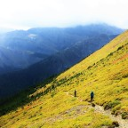View from the Top: Hiking Guinn Pass